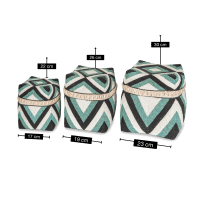 Made in Bali - Aufbewahrungsbox - AHMED