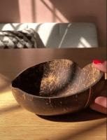Kokosnuss Schale - LOVE -