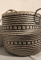 Boho Korb Seegras - YOGA