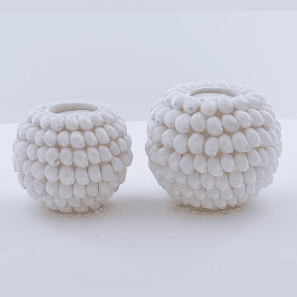 Muschel Teelichthalter - WARU