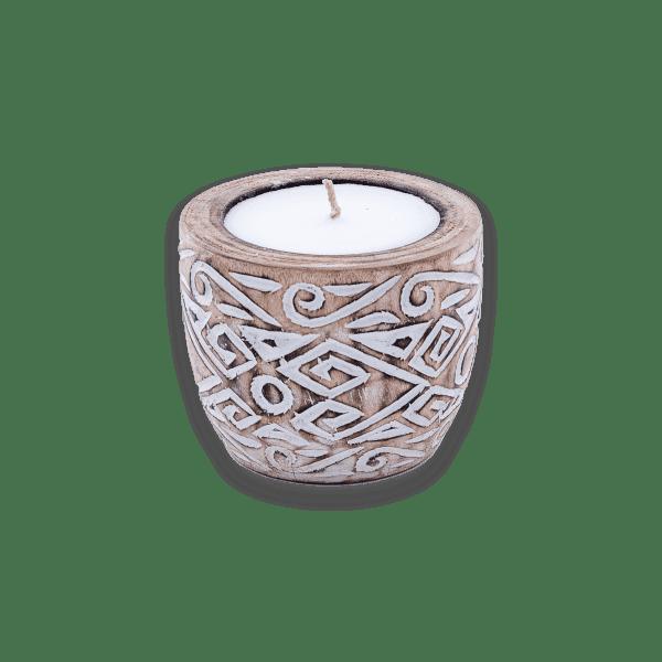 Kerze Schnitzung - PADANG