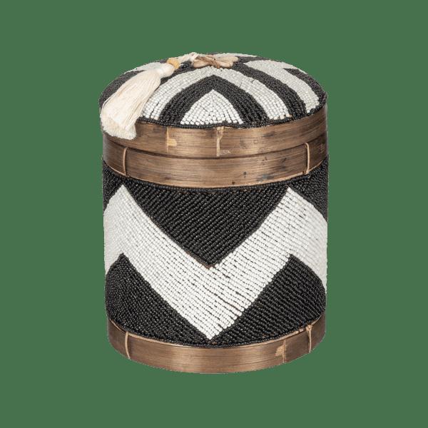 Bambus Aufbewahrungsbox - PULAKI