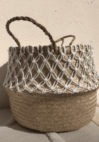Boho Korb Seegras - MACRA
