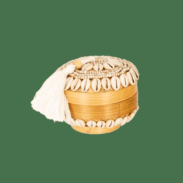Muschel Aufbewahrungsbox - MESEHE