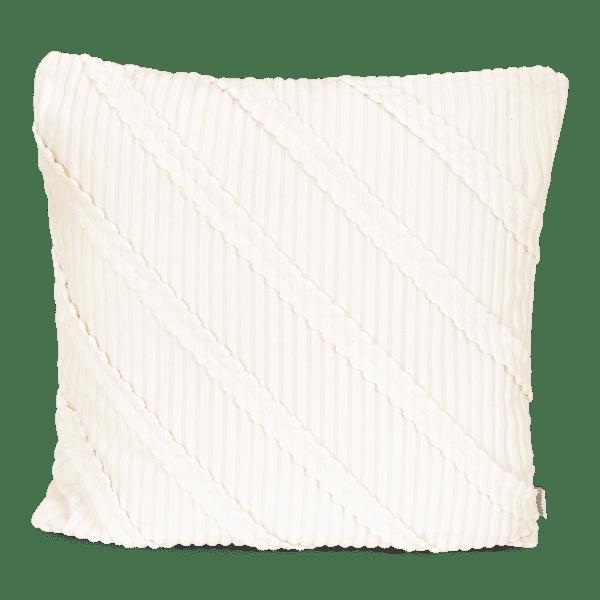 Boho Kissen Weiß 50x50 - TANJUNG -