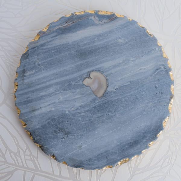 Marmor Brett Grau - HUDRA